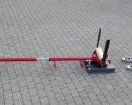 Wózek do ładunków dłużycowych - DupleXXtrailer
