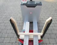 duplex trailer- wjazd wózkiem paletowym