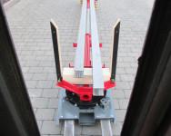 duplex trailer- wjazd wózkiem widłowym